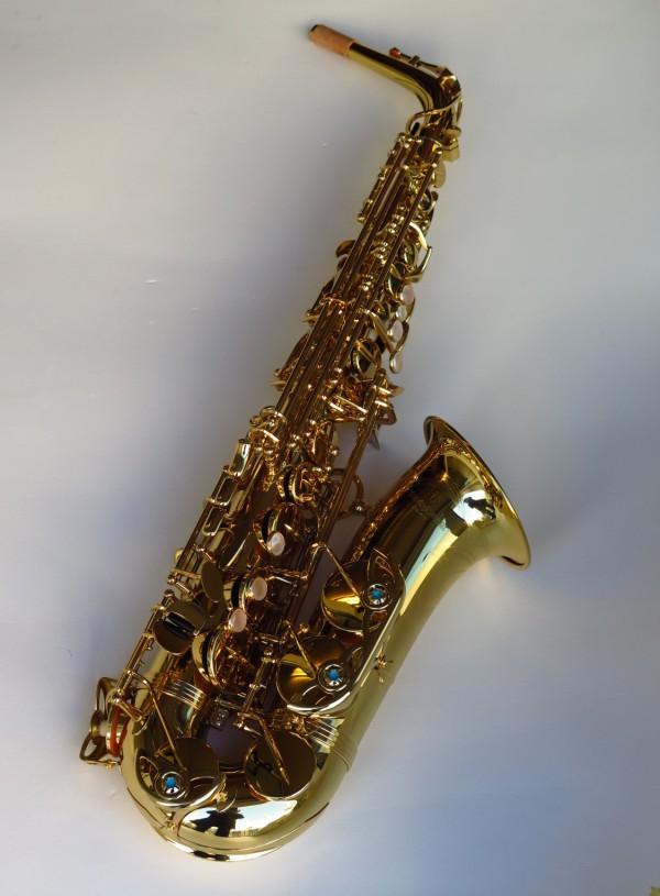 Sax alto Yanagisawa WO1 (5)