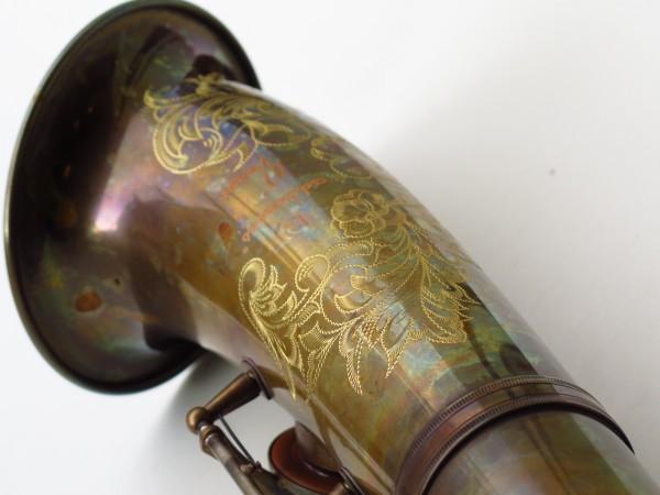 Sax alto droit Advences Vintage (15)
