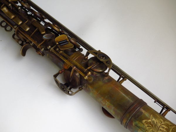 Sax alto droit Advences Vintage (3)