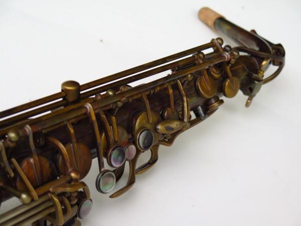 Sax alto droit Advences Vintage (9)