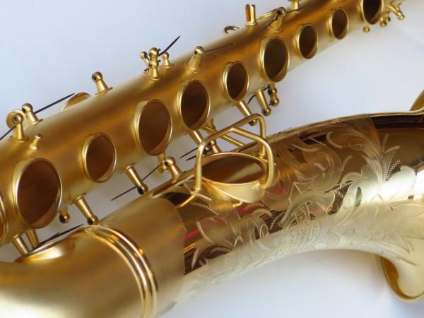 Sax ténor Conn Chu Berry plaqué or (14)