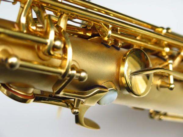 Sax ténor Conn Chu Berry plaqué or (7)