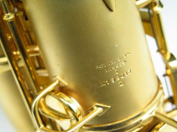 Sax ténor Conn Chu Berry plaqué or (9)