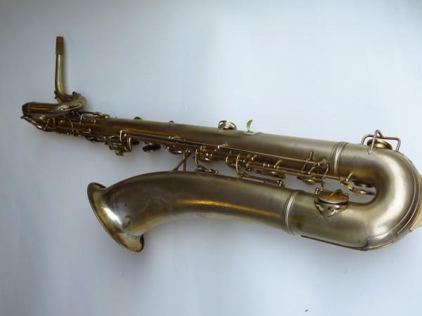 Sax baryton Conn 12M plaqué or (11)