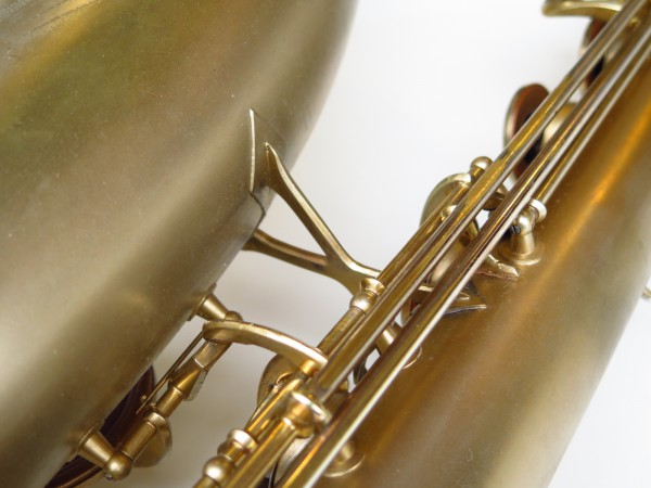 Sax baryton Conn 12M plaqué or (12)