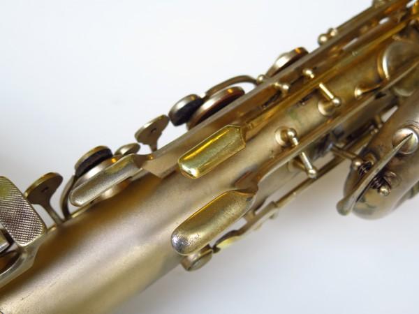 Sax baryton Conn 12M plaqué or (13)