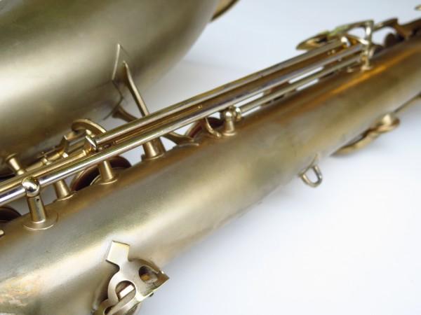 Sax baryton Conn 12M plaqué or (17)