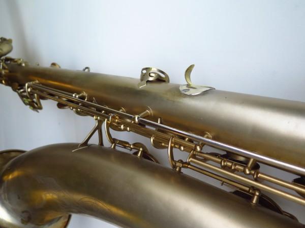 Sax baryton Conn 12M plaqué or (19)