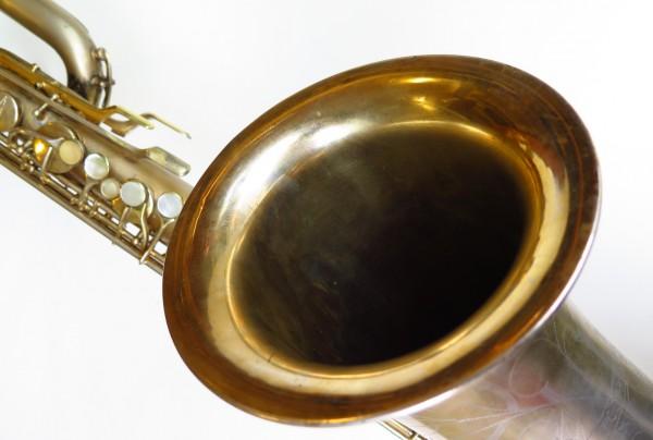 Sax baryton Conn 12M plaqué or (20)
