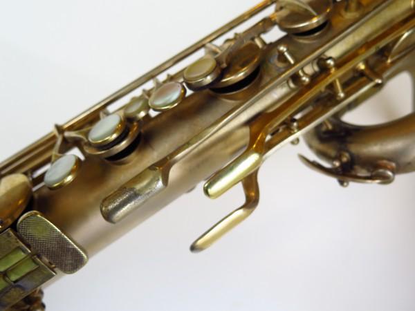 Sax baryton Conn 12M plaqué or (23)