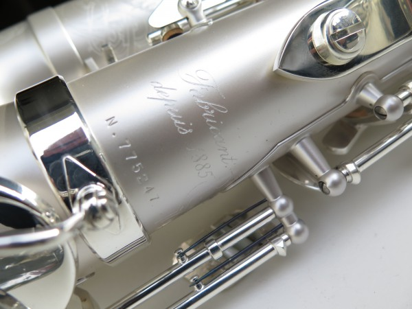 Sax alto Selmer édition limitée Adolphe Sax (22)