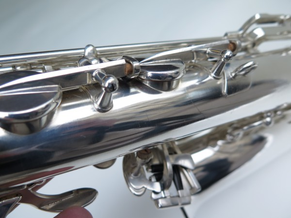 Sax alto Selmer Mark VI argenté (14)