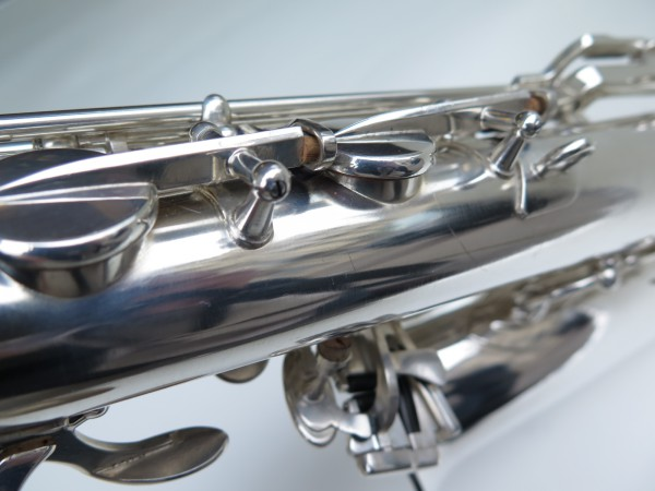 Sax alto Selmer Mark VI argenté (15)
