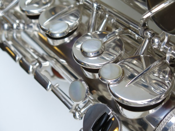 Sax alto Selmer Mark VI argenté (6)