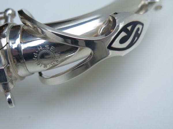 Sax alto Selmer Mark VI argenté (9)