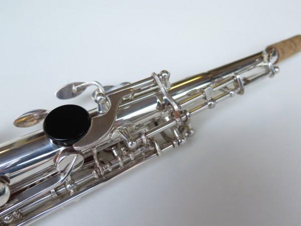 Sax soprano Selmer Mark VI argenté (1)