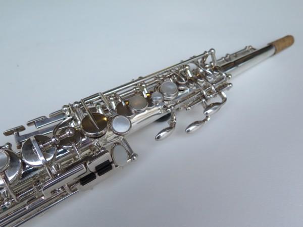 Sax soprano Selmer Mark VI argenté (13)
