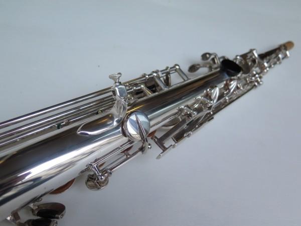 Sax soprano Selmer Mark VI argenté (14)