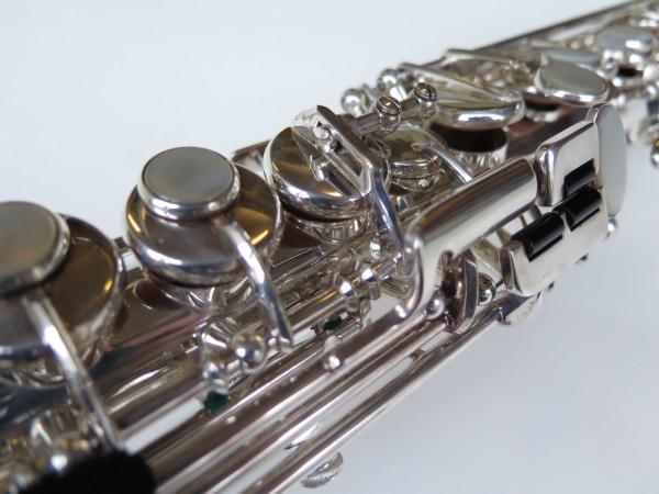 Sax soprano Selmer Mark VI argenté (2)