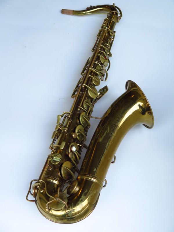Sax ténor Conn 10M (15)