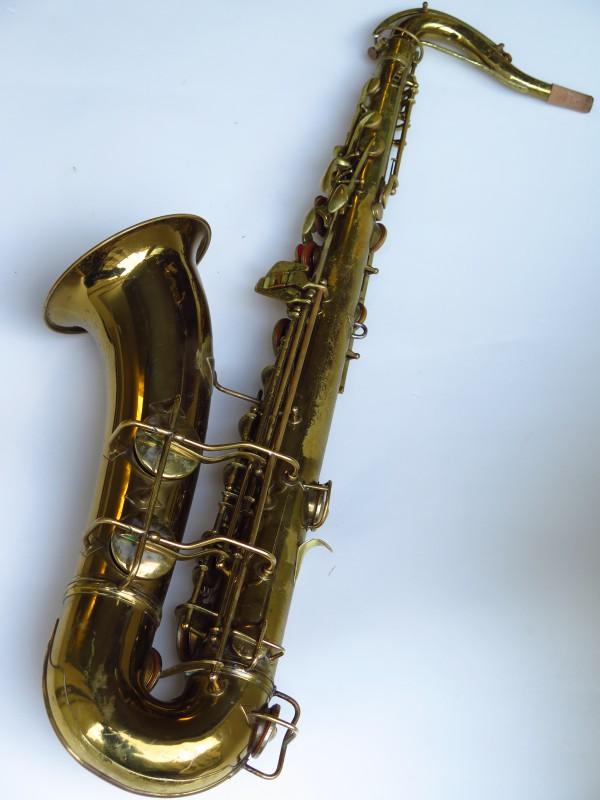 Sax ténor Conn 10M (16)