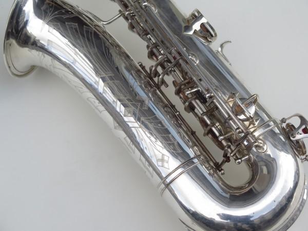 Sax ténor Keilwerth Toneking argenté (11)