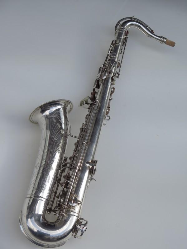 Sax ténor Keilwerth Toneking argenté (14)