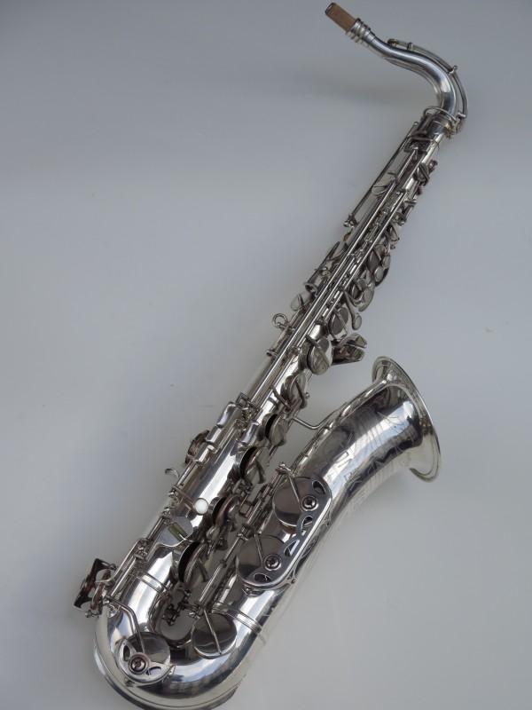 Sax ténor Keilwerth Toneking argenté (15)