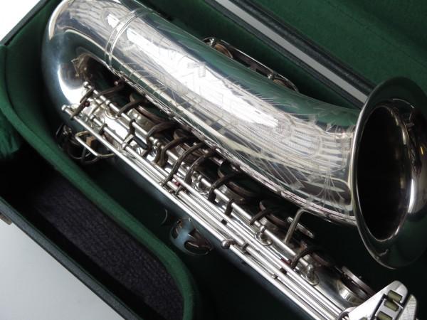 Sax ténor Keilwerth Toneking argenté (16)
