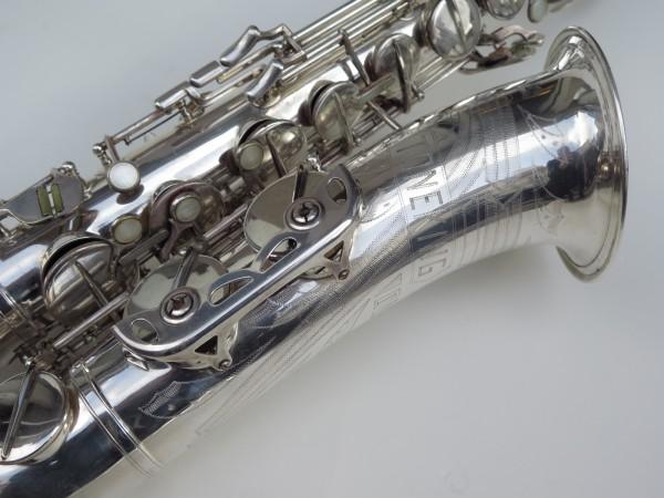 Sax ténor Keilwerth Toneking argenté (2)