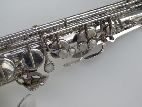 Sax ténor Keilwerth Toneking argenté (6)