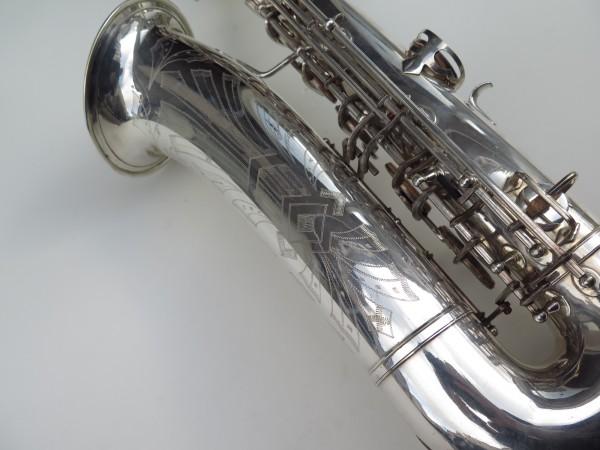 Sax ténor Keilwerth Toneking argenté (7)