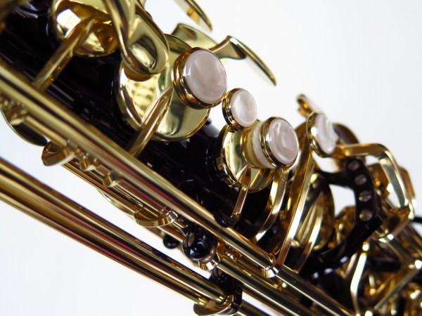 Saxophone alto Yanagisawa A991 noir (11)