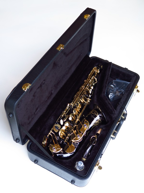 Saxophone alto Yanagisawa A991 noir (12)