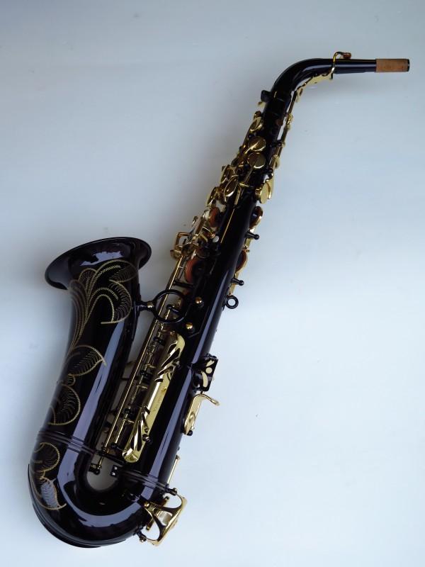 Saxophone alto Yanagisawa A991 noir (14)