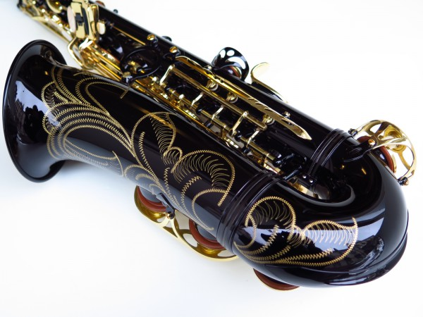 Saxophone alto Yanagisawa A991 noir (15)