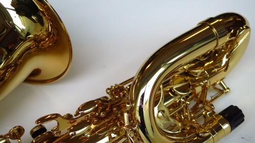 Saxophone baryton Selmer SA80 Série 2 (1)
