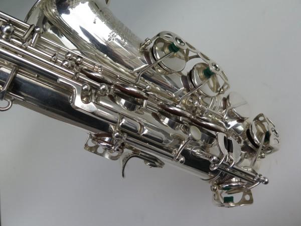 Sax alto Selmer Mark VI argenté (12)