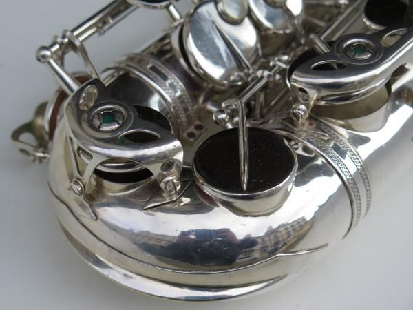 Sax alto Selmer Mark VI argenté (19)