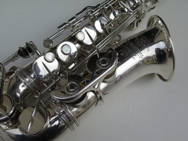Sax alto Selmer Mark VI argenté (2)