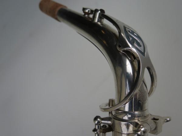 Sax alto Selmer Mark VI argenté (7)