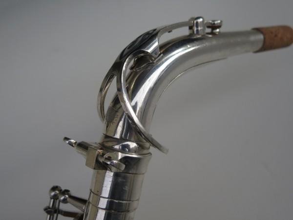Sax alto Selmer Mark VI argenté (8)