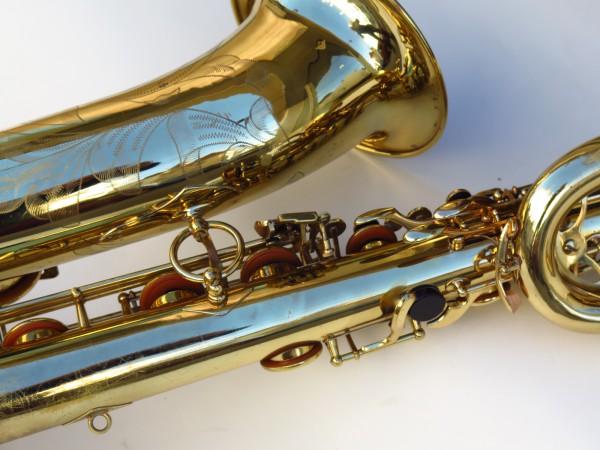 Sax baryton Selmer Mark 6 verni gravé (28)
