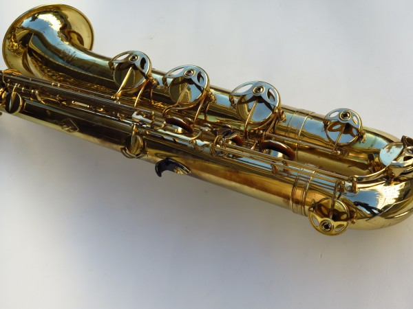 Sax baryton Selmer Mark 6 verni gravé (31)