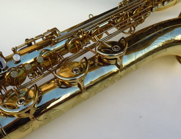 Sax baryton Selmer Mark 6 verni gravé (32)