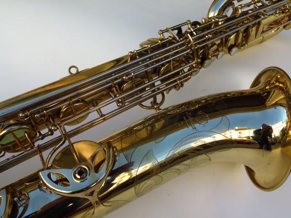 Sax baryton Selmer Mark 6 verni gravé (35)