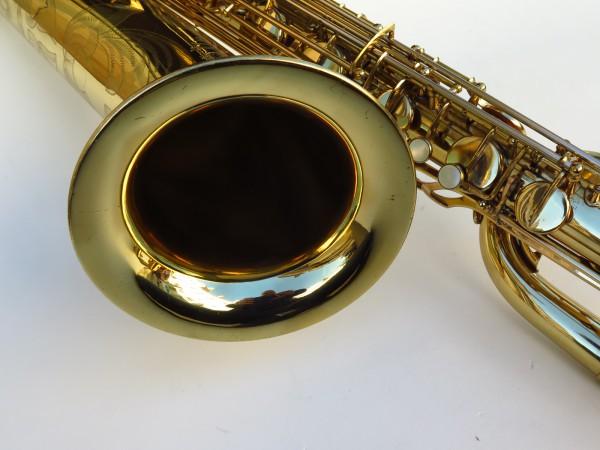 Sax baryton Selmer Mark 6 verni gravé (37)