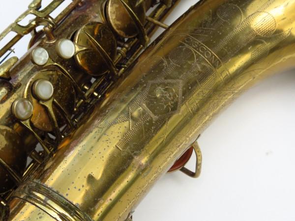 Sax ténor Conn 10 M Ladyface (1)