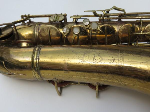 Sax ténor Conn 10 M Ladyface (11)