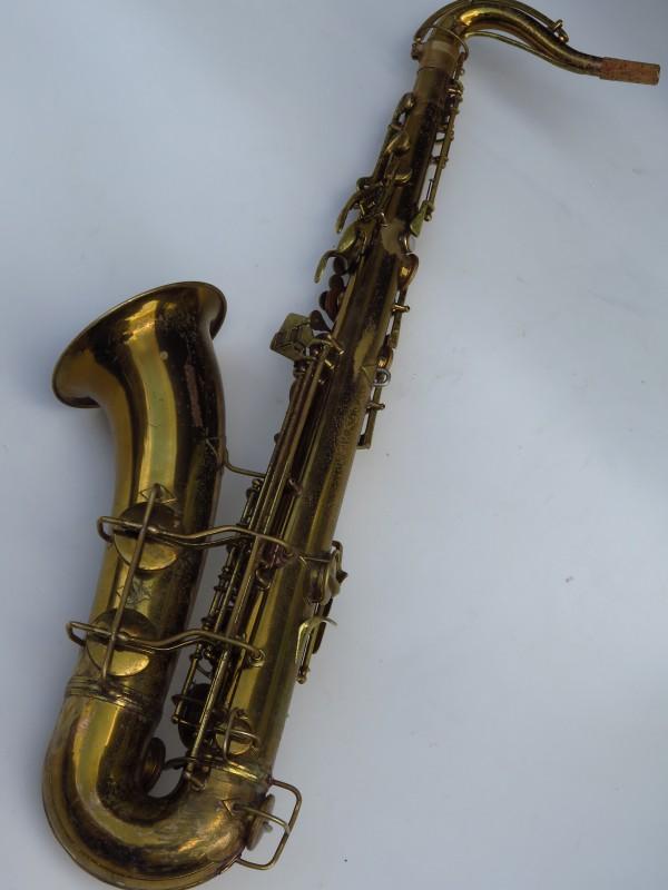 Sax ténor Conn 10 M Ladyface (2)